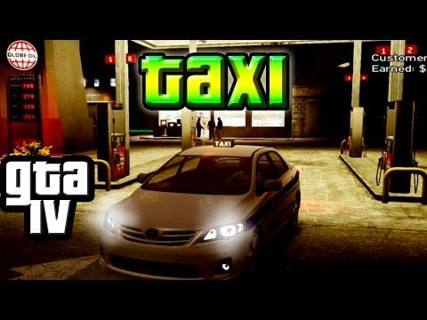 GTA IV: Taxi Corolla 2