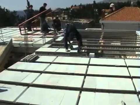 Ung dụng gạch bê tông nhẹ Đại Việt làm sàn