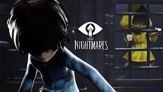 THE RUNAWAY KID... | Little Nightmares #7 The Depths DLC