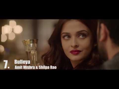Top 10 Hits Hindi Songs of The Week 24th December 2016 | Bollywood Top 10 Songs | Weekly Top Ten |