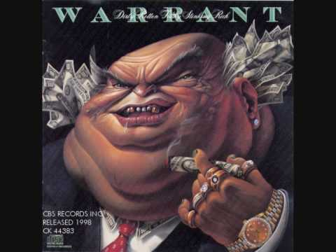 WARRANT  - SO DAMN PRETTY (SHOULD BE AGAINST THE LAW)