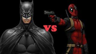 Batman vs Deadpool WWE2K20 - Who would win? #2 - SKJONES