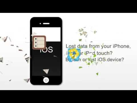 Wondershare Dr -World's 1st iPhone, iPad & iPod Data Recovery Software