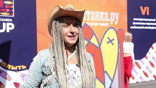 Ирина Еремина - победитель фестиваля Фонтанка - SUP