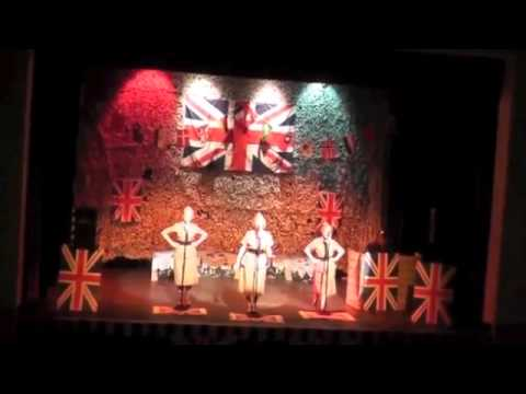 40's Tribute Show Langford Productions 0800 018 3173