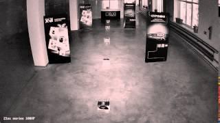 Тестовая видеозапись с IP камер XVI серии 21хх 2Mp ночь