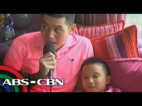 Josh, Bimby surprise mom Kris Aquino