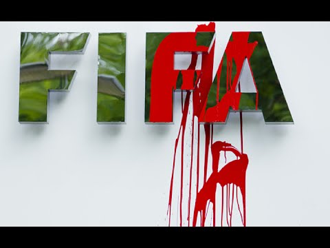 Fifa: A timeline of corruption - in 90 seconds