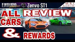 Asphalt 8 - EDD - Zenvo ST1 - All Cars Review & Rewards