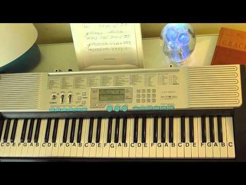 How to Play ~ Somethin' Else ~ Little Richard & Tanya Tucker, 1994 ~ LetterNotePlayer ©