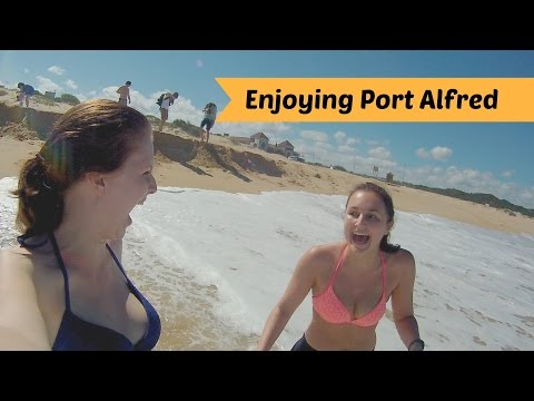 Enjoying Port-Alfred | Africa vlogs
