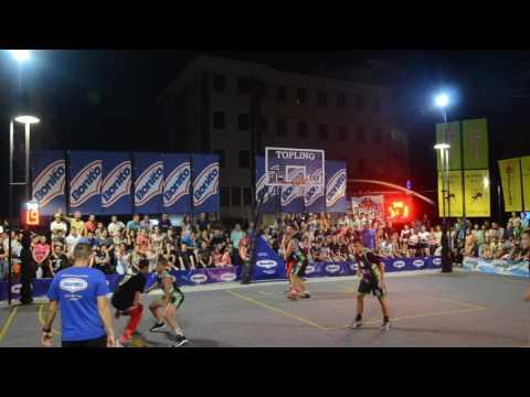 Vivia 3x3 Prnjavor: Finale Pionira: K-Net (Derventa) - Namjestaj Jankovic (Prnjavor)