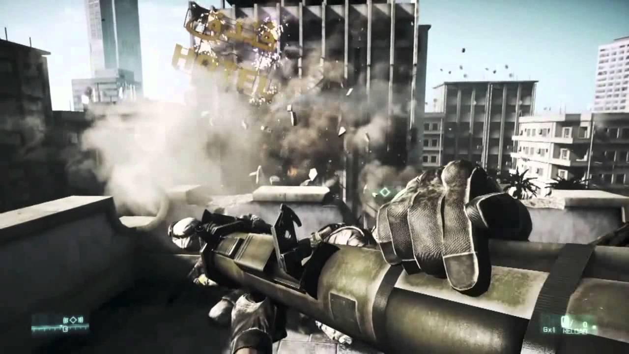 Battlefield 3 torrent download for PC