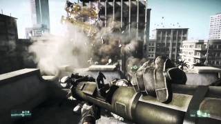 Battlefield 3 Official Gameplay Trailer [HD]