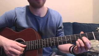 How to play Something I Need - One Republic on guitar (Guitar Lesson) with Ste Shaw