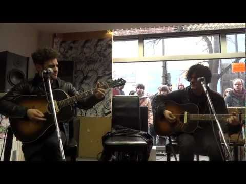 Black Rebel Motorcycle Club - Weight of the World - Live @ Michelle Records, Hamburg - 04/2013