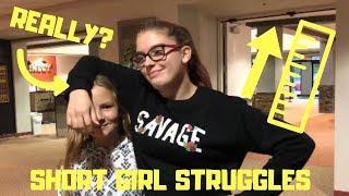 problems only short girls understand