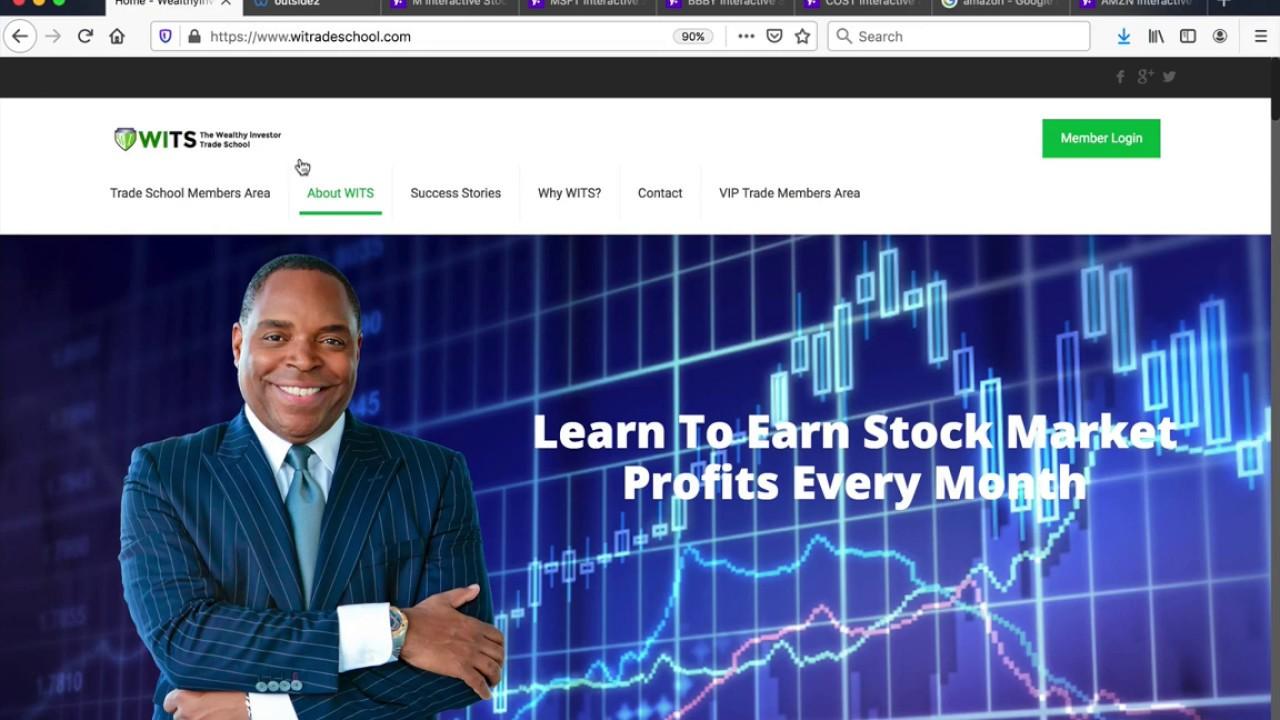 Stock Market Investing Tutorial # 1