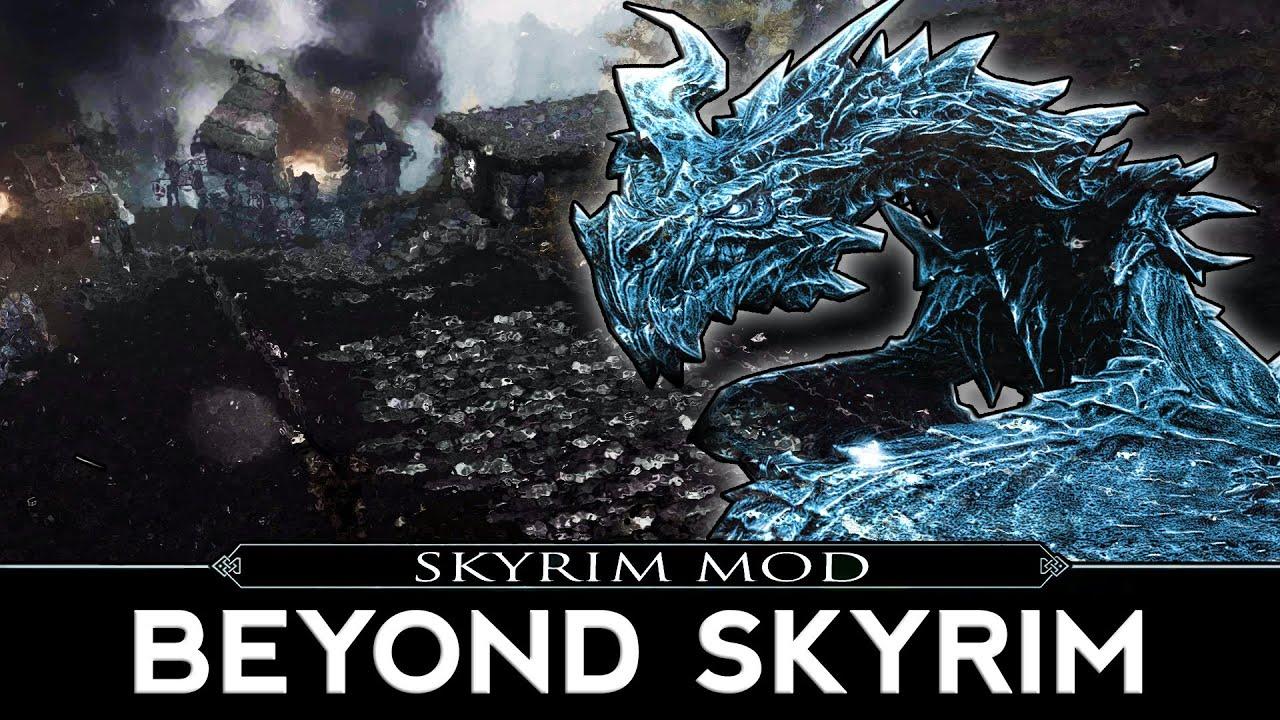 Skyrim Quest Mod: Beyond Skyrim (NOT THE BIG MOD)