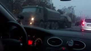 Необъявленная война России против Украины Донецк 2014 11 01 около 16 00