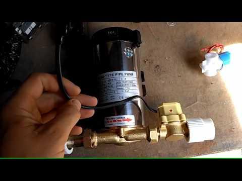 Насос для повышения давления Ksitex CL15GRS-15