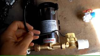 Насос для повышения давления воды - как выбрать для квартиры или дома, установка и подключение, + фото и видео » Аква-Ремонт