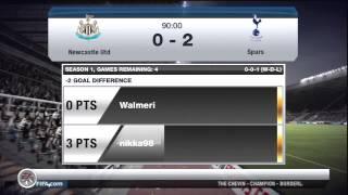 FIFA 13: Tilaajahaaste No. 7. nikka98