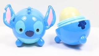 diy eos lip balm stitch tsum tsum tutorial