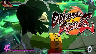 Android 17 Is MVP! Dragonball Fighterz