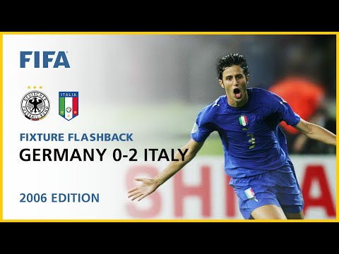 Germany 0-2 Italy (AET) | Germany 2006 | FIFA World Cup