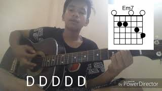 Di ako fuckboy Jroa&Emcee Rhenn guitar tutorial