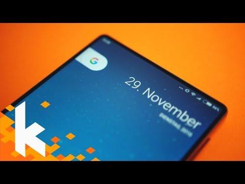 Smartphone aus der Zukunft: Xiaomi Mi Mix Review!