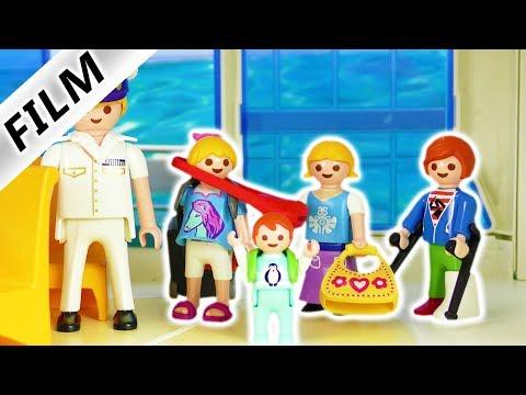 Playmobil Film Deutsch Familie Vogel Urlaub Ohne Mama Papa Auf