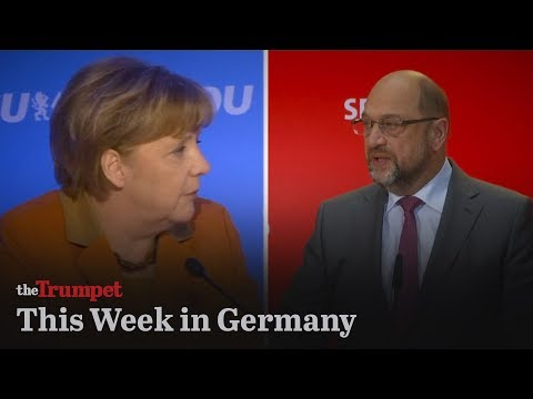 New Coalition Deal—A Way Out for Germany?