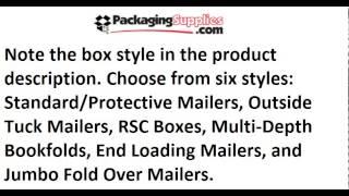 Video White Corrugated Boxes - Create a Professional Appearance download MP3, 3GP, MP4, WEBM, AVI, FLV November 2018