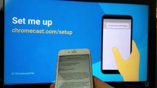 Chromecast & iPhone/ iPad: How to Setup to HDTV