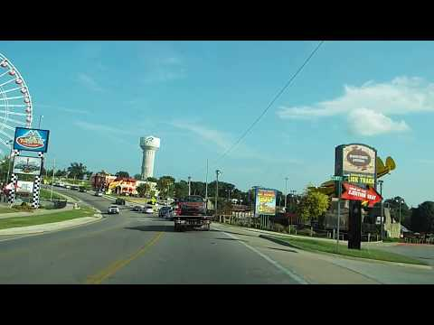 A Drive In Branson, MO (August 2017)