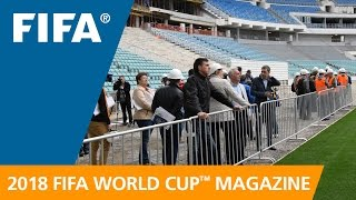 Russia 2018 Magazine: Cool changes to Sochi