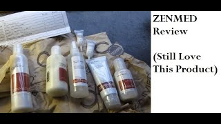 ZenMed Coupon Codes and Rosacea Reviews - My 2 Week Progress (Help for Redness on Face)