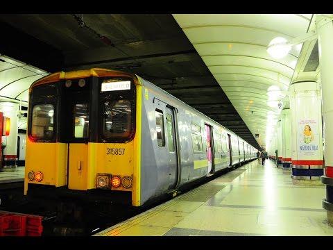 Transport Of London:British rail class 315