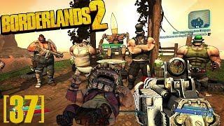 Borderlands 2 [37] - Сюжетное дополнение Бешеная Мокси и кровавая свадьба