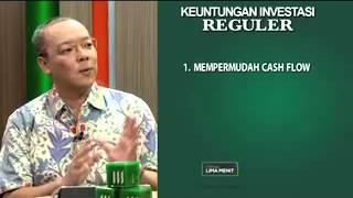 Cerdas 5 Menit (Manfaat Investasi Secara Reguler)