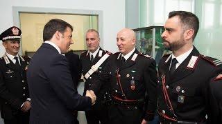Incontro con i Carabinieri del Comando Provinciale di Milano