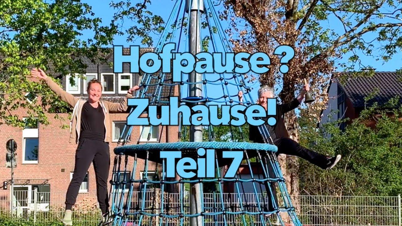 Hofpause Zuhause Teil 7 - Bewegungstwister