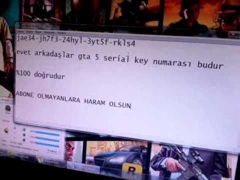 gta 5 licence key pc
