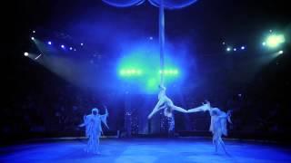 С 1 июня в Ростовском цирке гастроли легендарного Королевского Шоу Гии Эрадзе «Пять Континентов»
