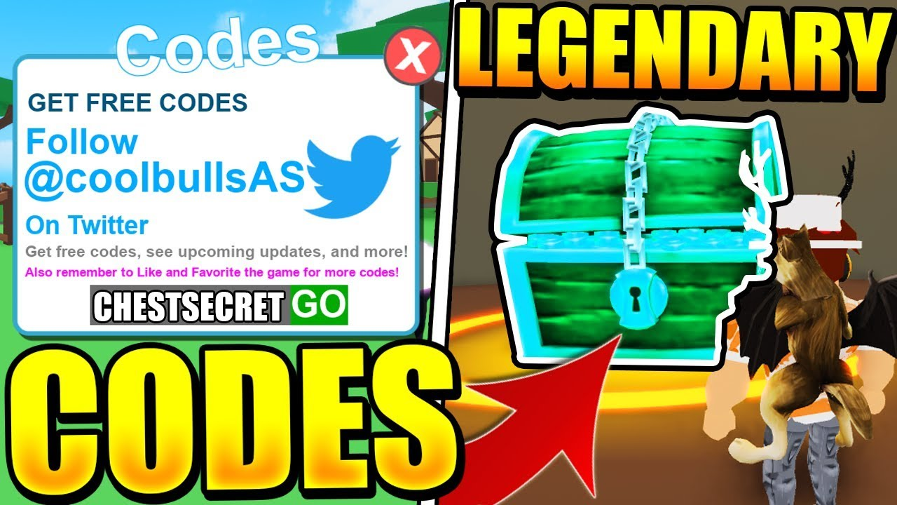 Roblox Code Pet Ranch Simulator Legendary Treasure Chest Codes In Pet Ranch Simulator Roblox Youtube
