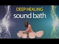 Sound Healing With Crystal Bowls Sound Bath By Michelle Berc mp3