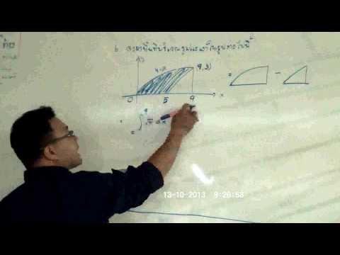 เฉลยข้อสอบโควต้ามช.2551 คณิตศาสตร์