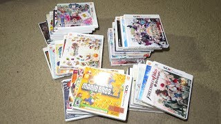 Game Collection 2019 - Nintendo 3DS - Part 3
